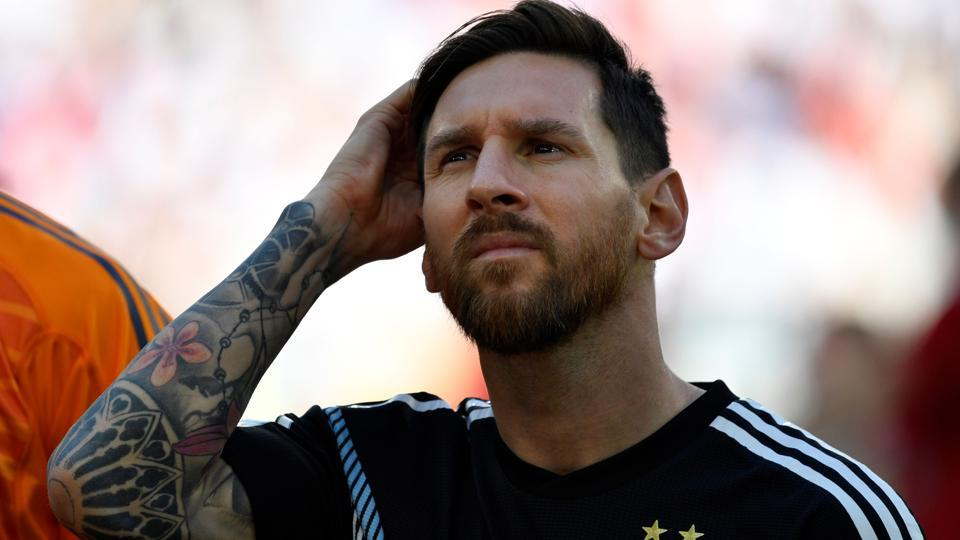 FIFA World Cup 2018,Lionel Messi,Hannes Thor Halldorsson