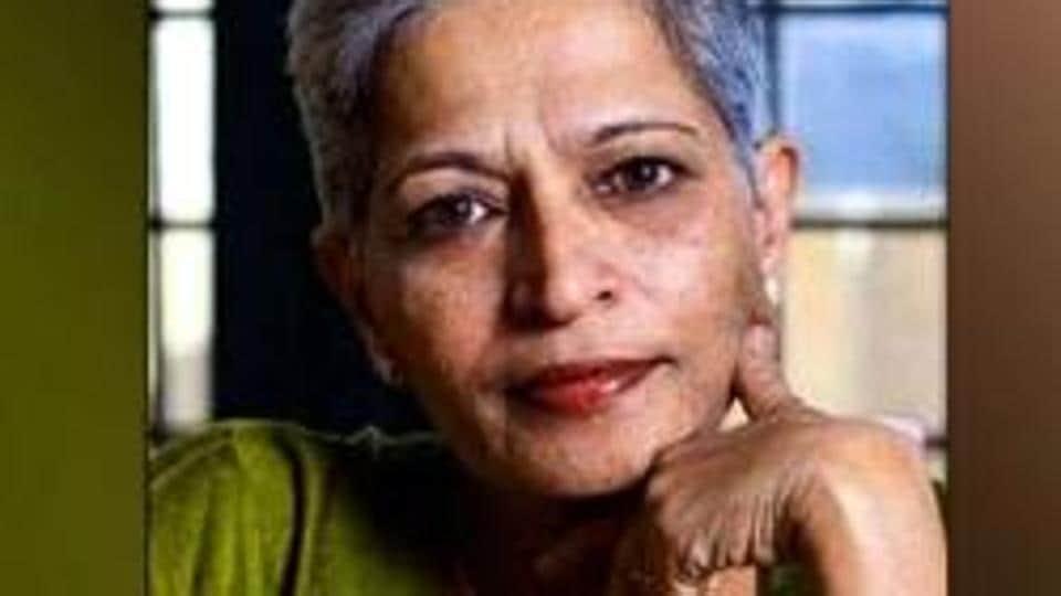 Gauri Lankesh murder,Gauri Lankesh,Rakesh Math