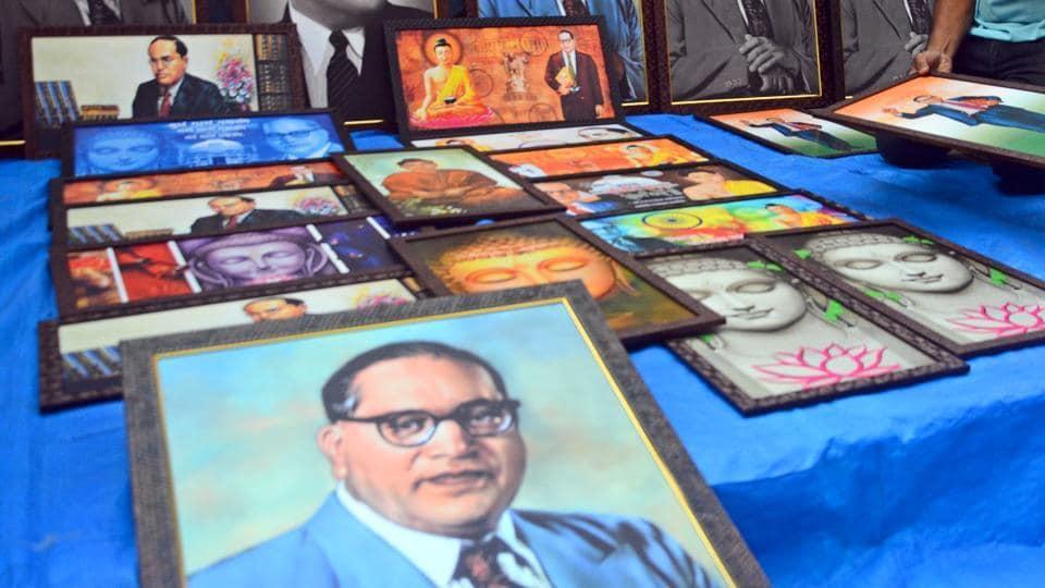 Dr B R Ambedkar,Dalit icon,Ambedkar