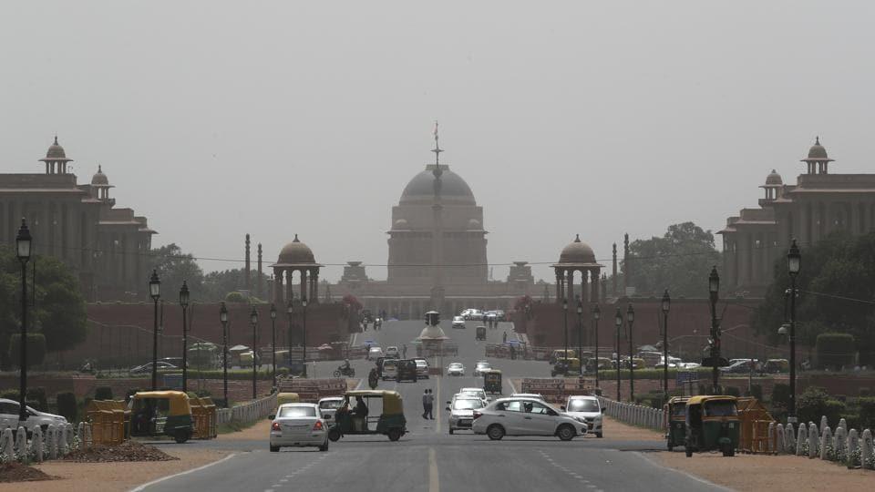 Delhi weather,Delhi pollution,Air quality