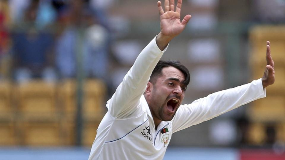 Matthew Hayden,Rashid Khan,Test Cricket