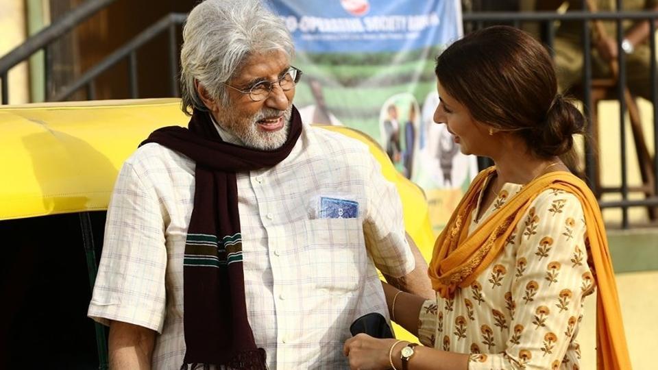 Amitabh Bachchan,Sujoy Ghosh,Badla
