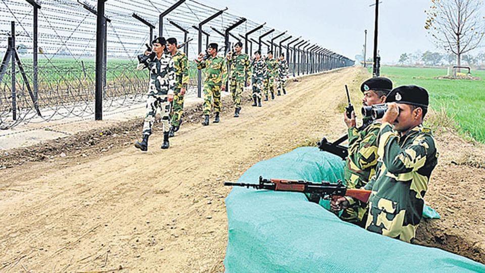 Ceasefire,Jammu and Kashmir,Border areas