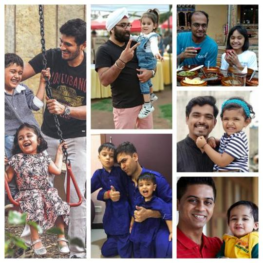 Pune,Father's day,Daddy