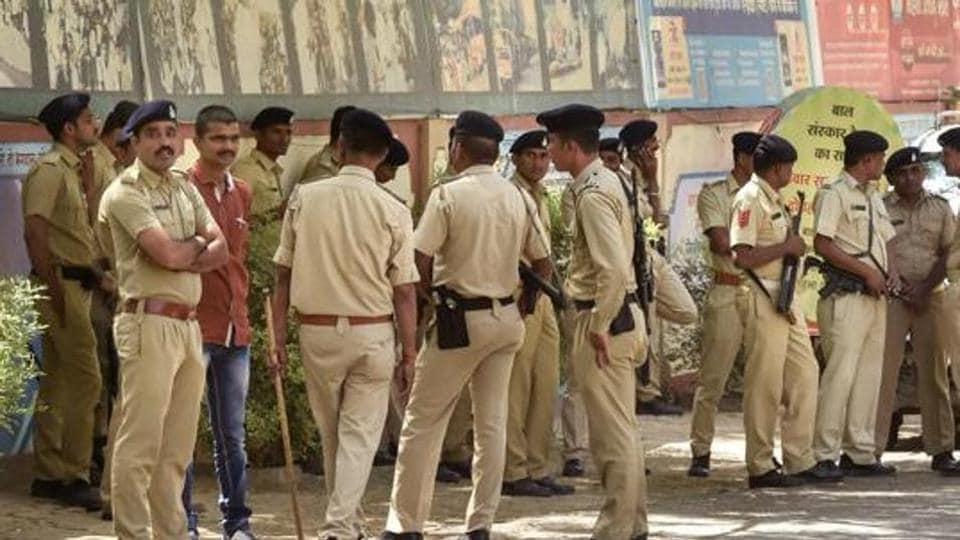 Clash,Maharana Pratap Jayanti procession,teargas
