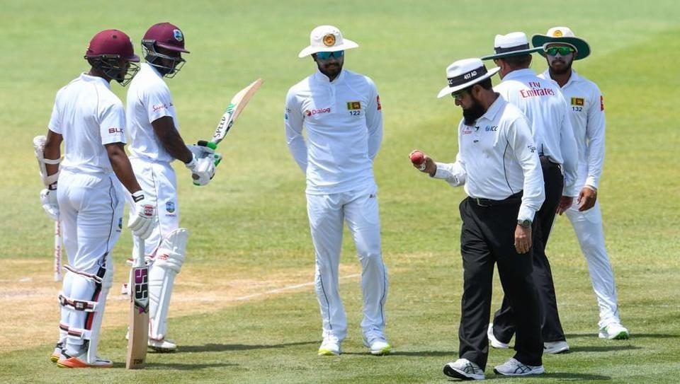 Dinesh Chandimal,West Indies vs Sri Lanka,ball-tampering