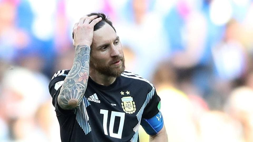 32d3d70bad2 FIFA World Cup 2018  Let Lionel Messi take the next penalty for ...
