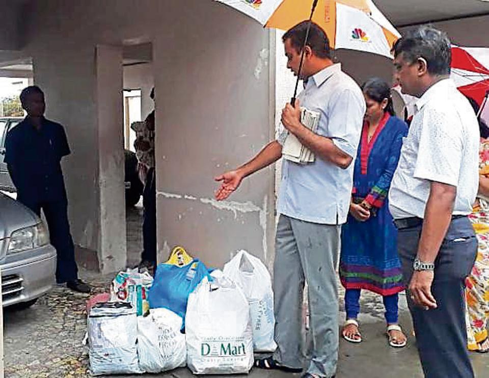 South Mumbai,plastic,plastic waste