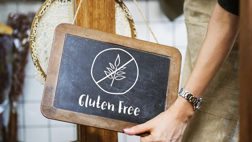 Are you obsessed with eating gluten free for all meals?