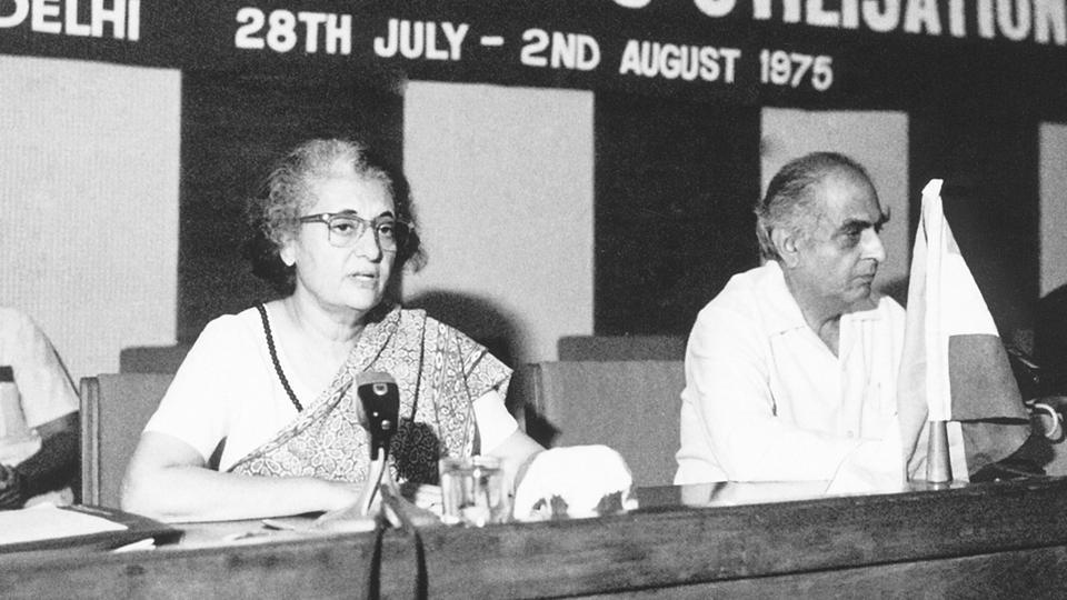 NHaksar,Indira Gandhi,Sanjay Gandhi