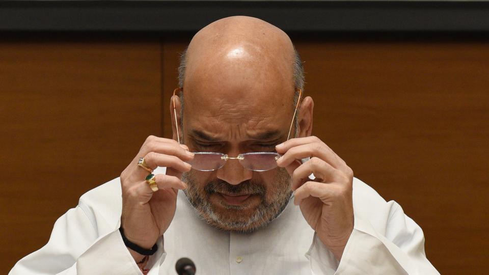 Amit Shah,Trinamool Congress,BJP