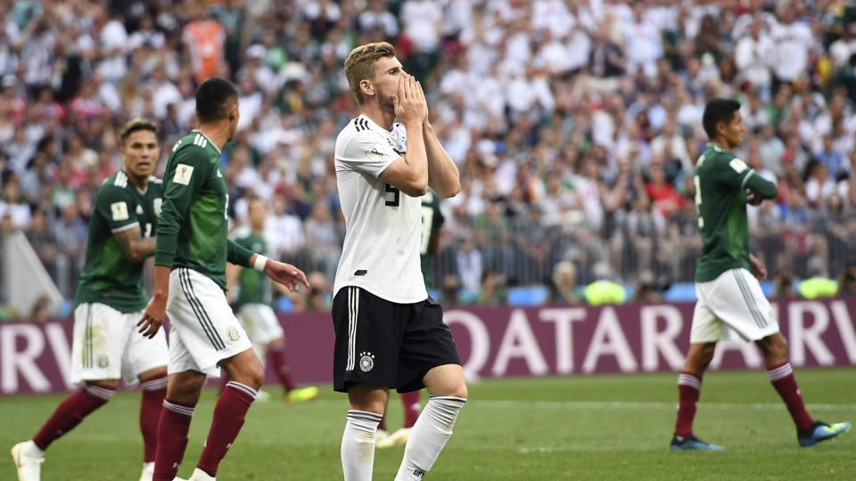 FIFA World Cup 2018,2018 FIFA World Cup,Germany