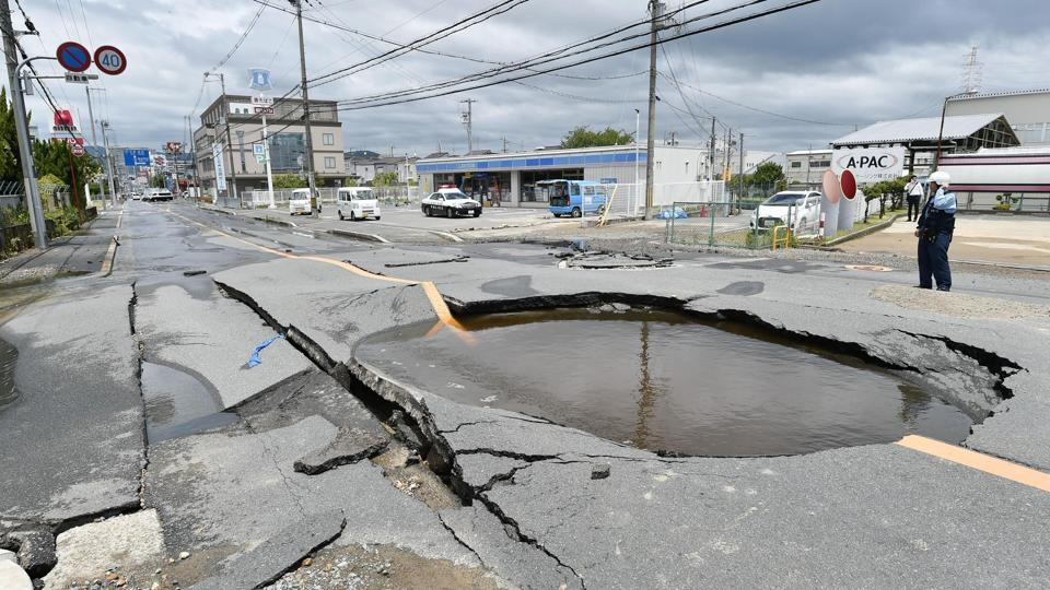 Japan,Japan Earthquake,Osaka