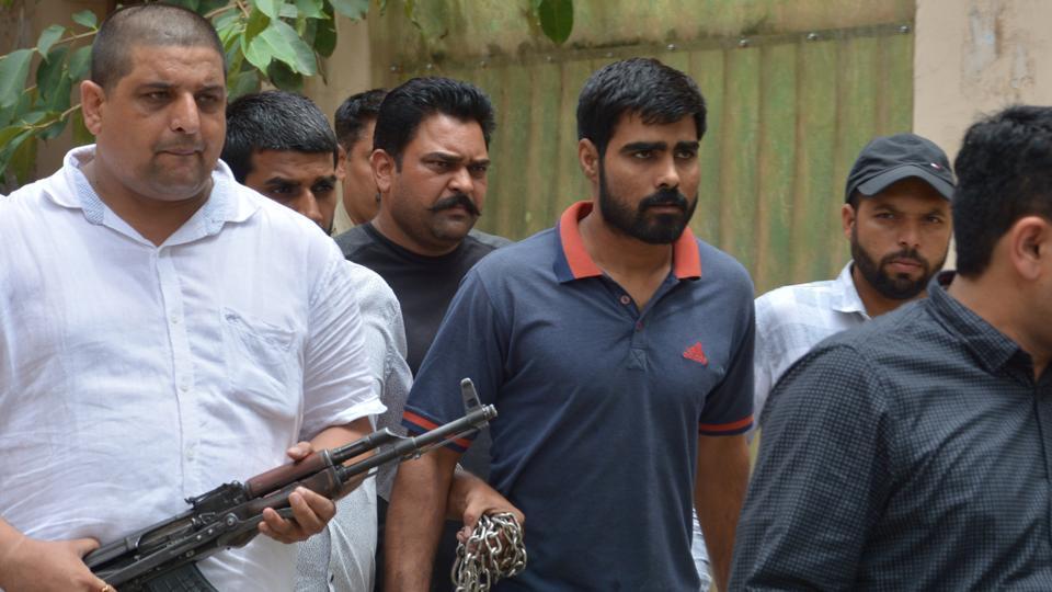 Sampat Nehra,Gangster Sampat Nehra,Haryana STF