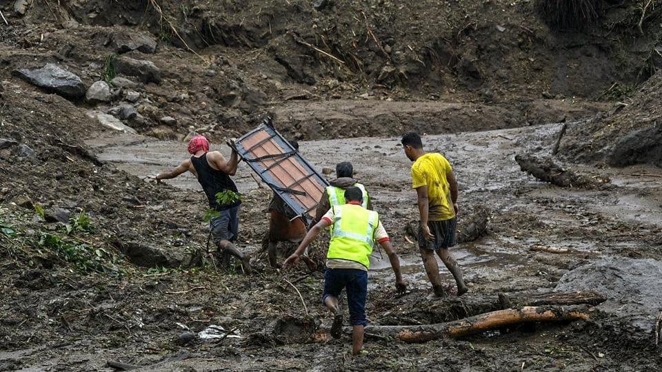 Kerala,Rains,Landslide