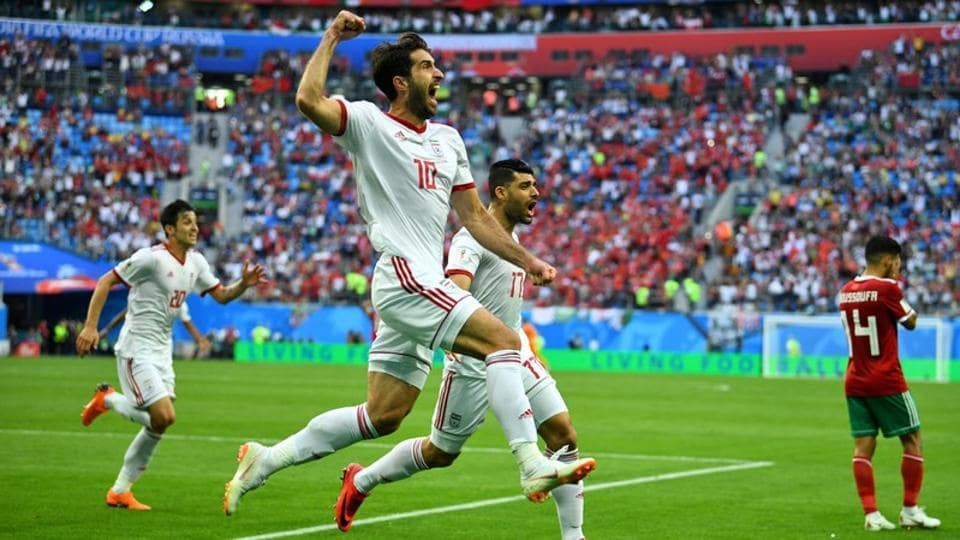 FIFA World Cup 2018,2018 FIFA World Cup,Iran