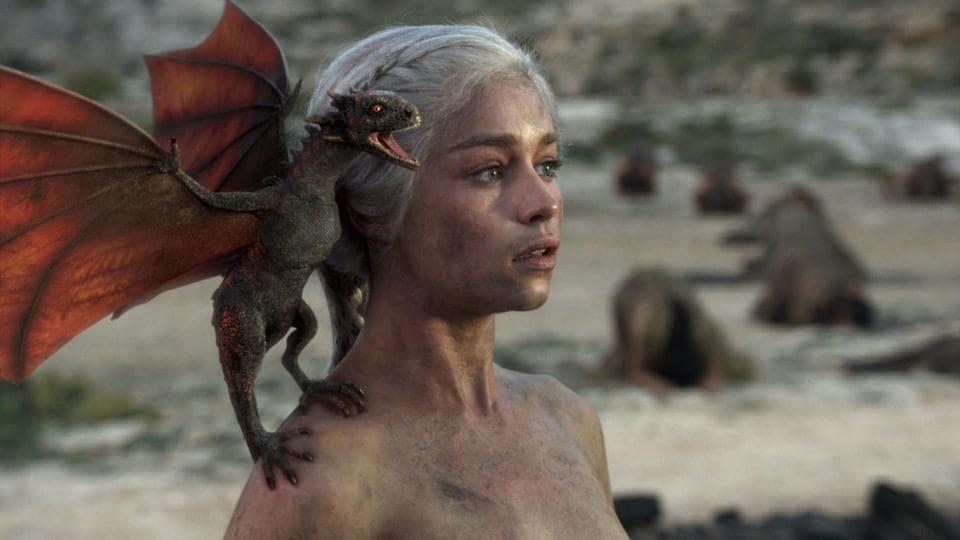 Emilia Clarke,Game of Thrones,Instagram