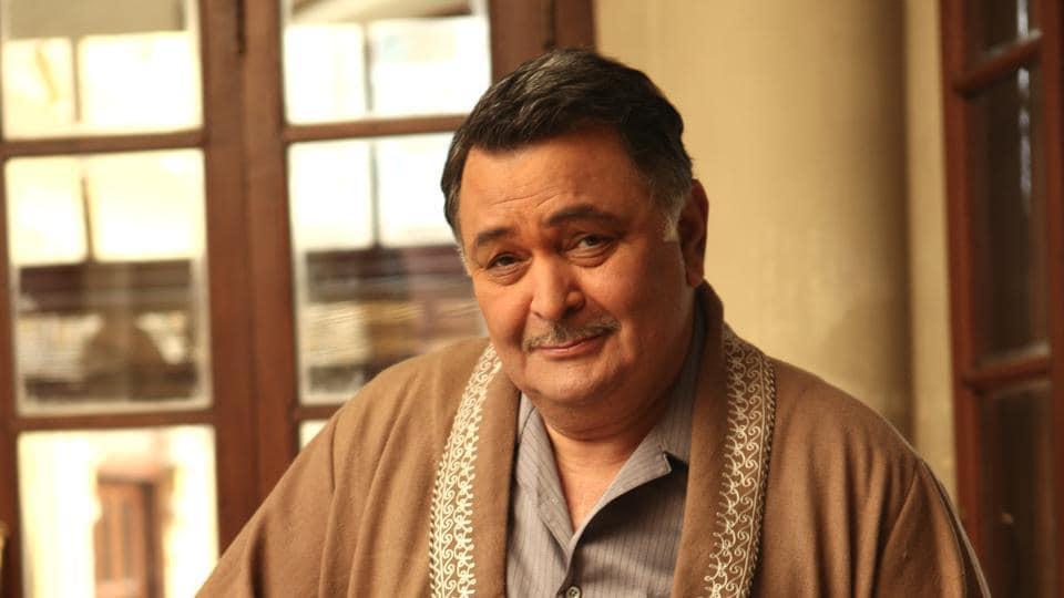 Rishi Kapoor,Rajma Chawal,Anirudh Tanwar