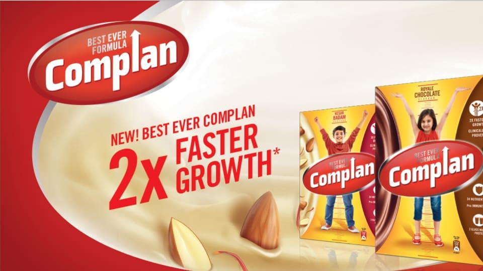 Complan,Kraft Heinz,GSK