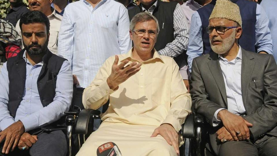Asked about National Conference's earlier offer of support made to the PDP, Omar Abdullah said that was a one-time offer.