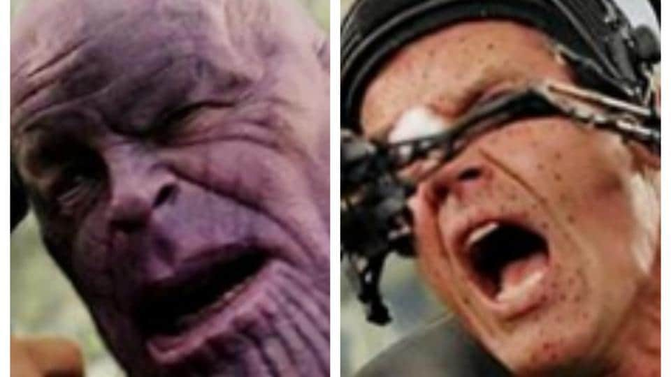 Avengers Infinity War before and after images show Marvel's