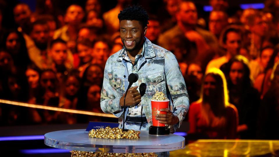 Black Panther,MTV Movie Awards,Chadwick Boseman