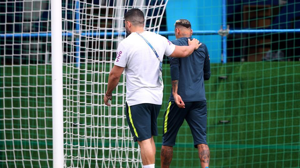 FIFA World Cup 2018,Neymar,Brazil football team