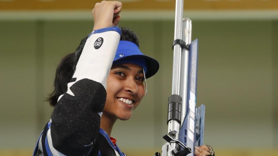 Mehuli Ghosh,Shooting,KSS Memorial Shooting Championship