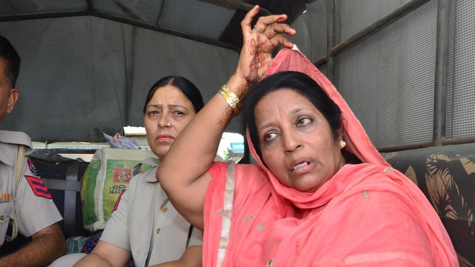 Pak woman,Amritsar jail,Lahore