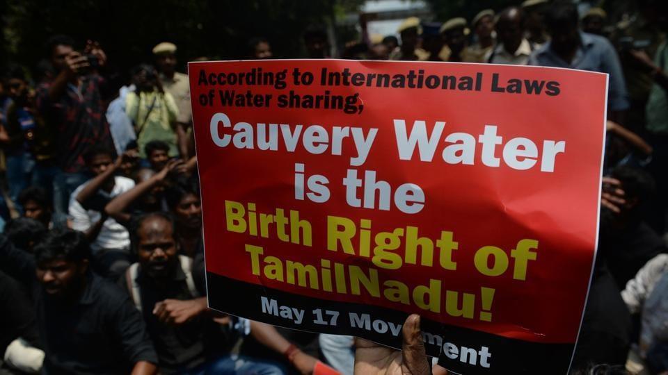 Cauvery water management authority,Cauvery panels,Edappadi K Palaniswami