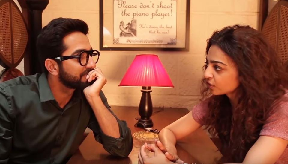 Sriram Raghavan's Andhadhun brings Ayushmann Khuranna and Radhika Apte together onscreen for the first time.