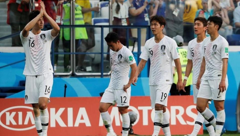 Fifa World Cup 2018 Son Heung Min Takes Blames As South Korea Lose To Sweden Football News Hindustan Times