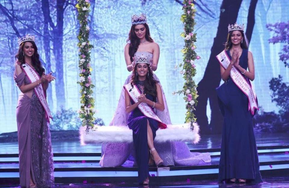 Miss India,Manushi Chhillar,Anukreethy Vas