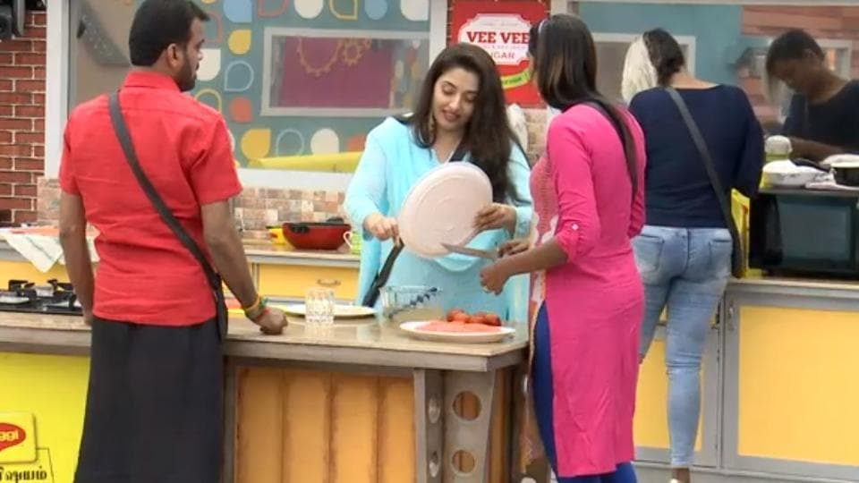 Bigg Boss 2 Tamil, episode 4: The curious case of onions, carrots