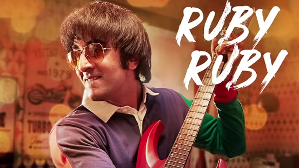 AR Rahman takes Sanju to the '80s, listen to new song Ruby ...