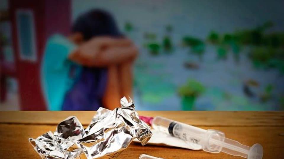 Ferozepur,civil hospital,600 drug addicts