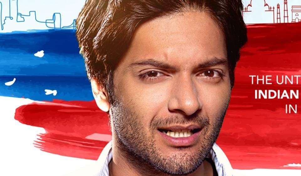 Ali Fazal,US immigration,For Here Or To Go