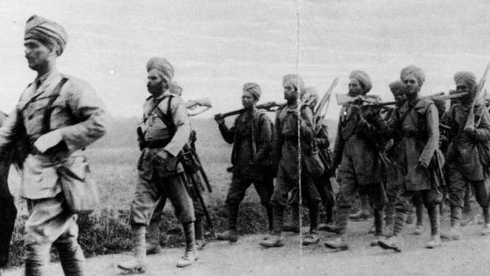 honouring Sikh soldiers,Sikh soldiers,Sikh