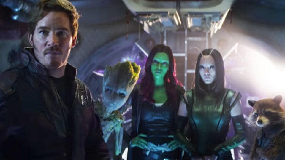 is guardians of the galaxy 3 an avengers infinity war prequel