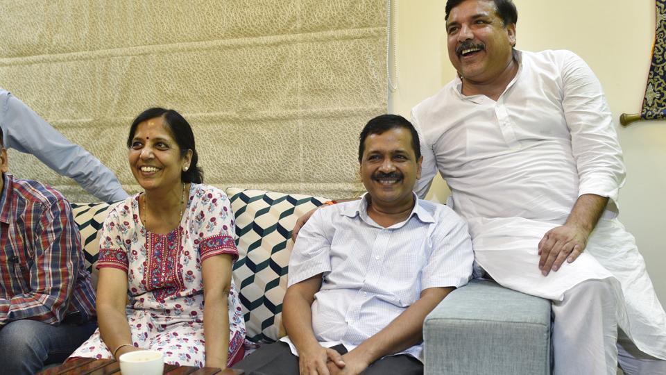 Arvindn Kejriwal,Delhi CM,IAS officers strike