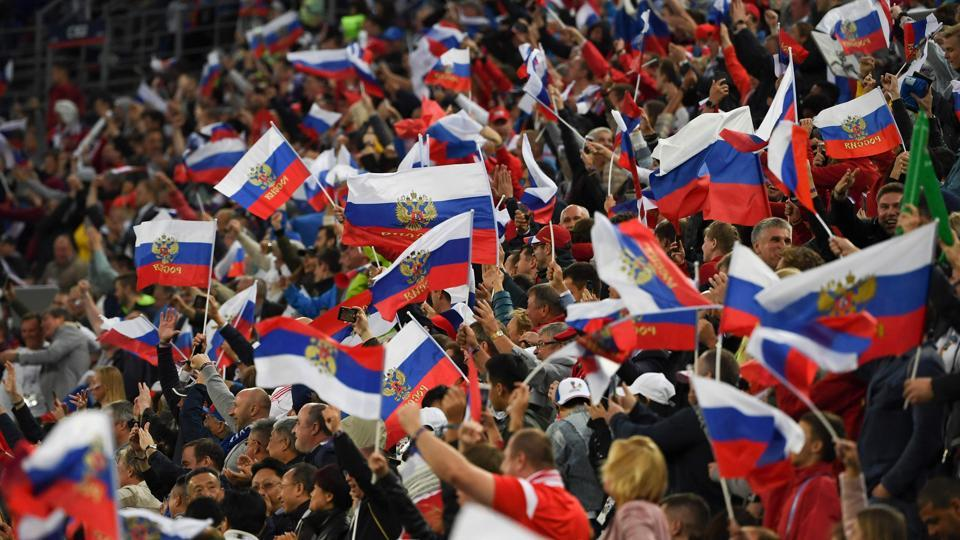 FIFAWorld Cup 2018,Russia football team,Russia