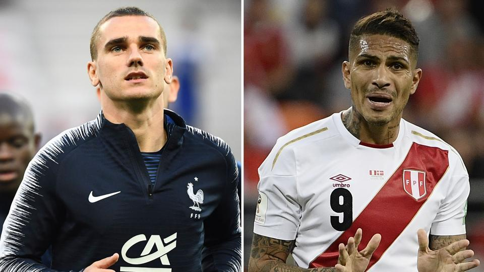 a3a13e290 FIFA World Cup 2018: France look to continue winning run against ...