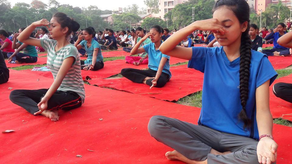 Mizoram,Lal Thanhawla,World Yoga Day