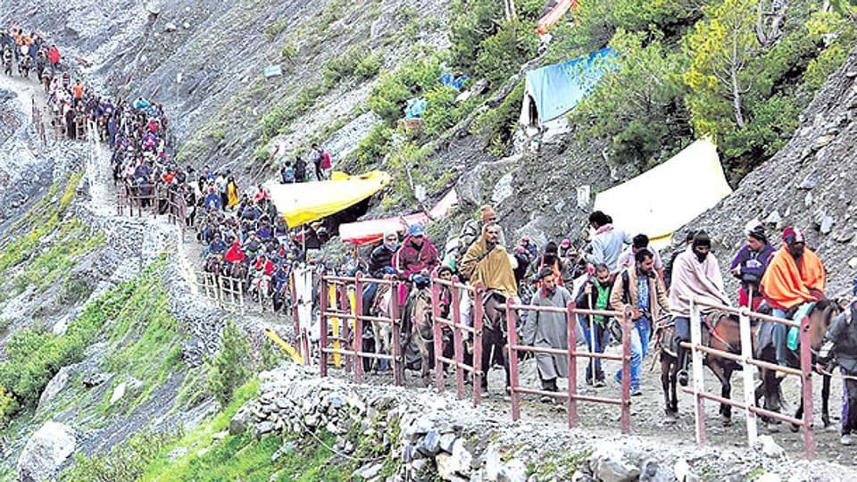 Amarnath Yatra,Jammu Police,International Border
