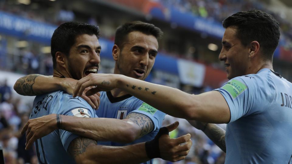 FIFA World Cup 2018,2018 FIFA World Cup,Uruguay football