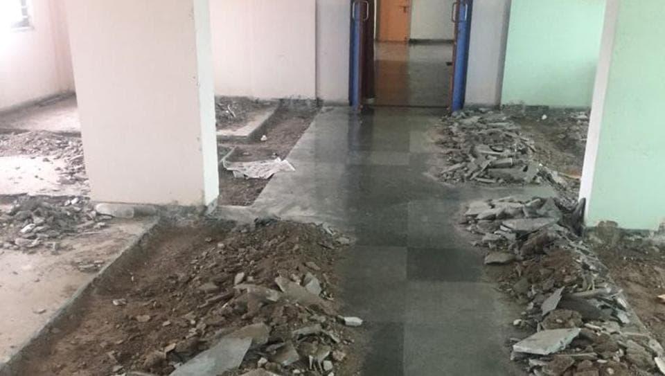 mumbai news,IIT-Bombay,gym