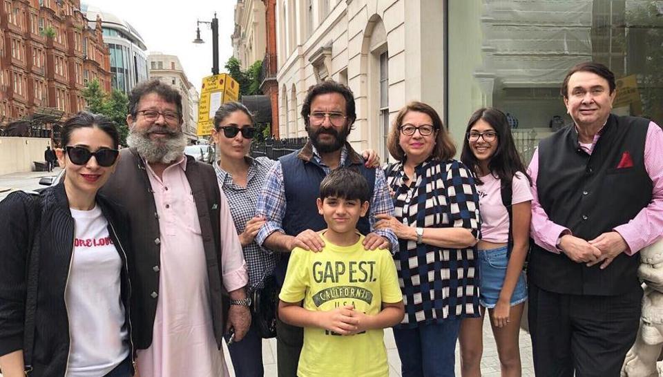 Kareena Kapoor Khan,Karisma Kapoor,Saif Ali Khan