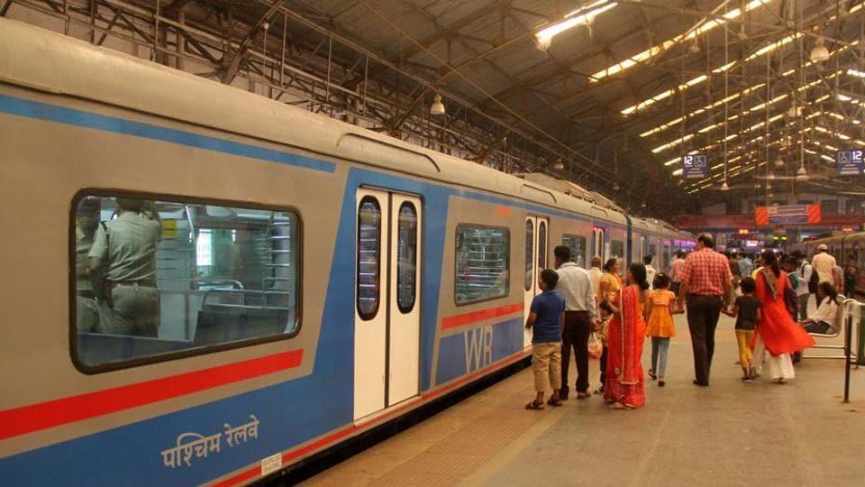 Mumbai,Western Railway,Mumbai AC train