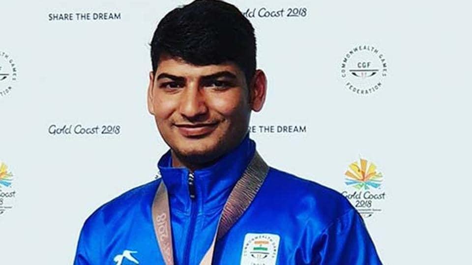 Om Prakash Mitharwal,Vijay Kumar,KSS Memorial Shooting Championship
