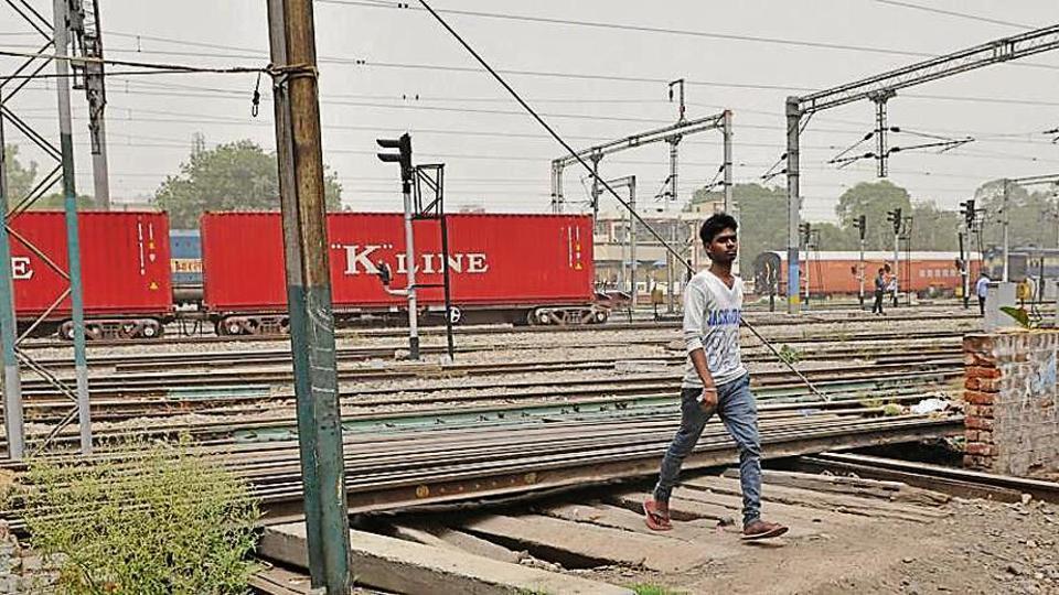 Ludhiana railway station,Ludhiana,largest railway station